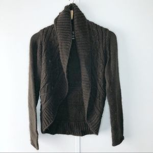 Hooked Up by IOT Sweater Cardigan